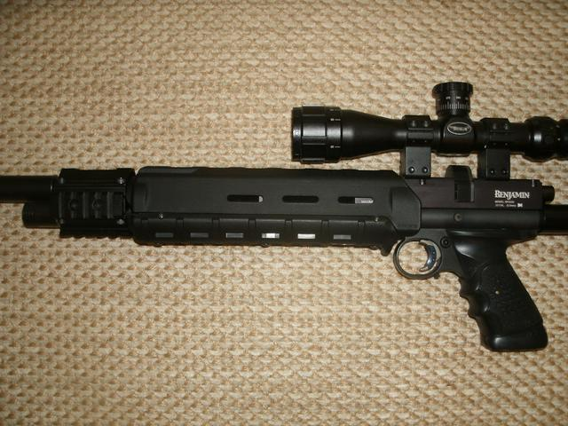 MarauderAirRifle com • View topic - Magpul Prod