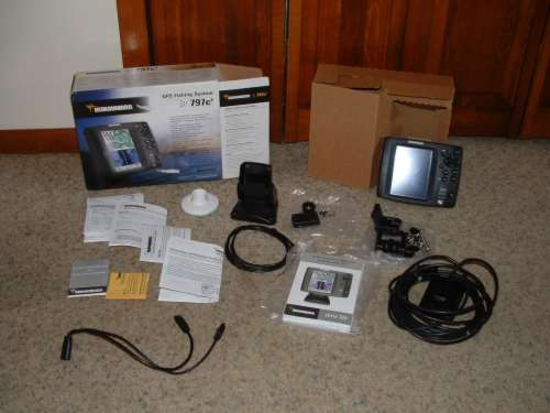 humminbird 797c2 side imaging combo : 4 sale - unofficial, Fish Finder